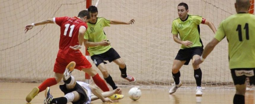 El FS Cuéllar Cojalba se acerca a la permanencia en 2ª B