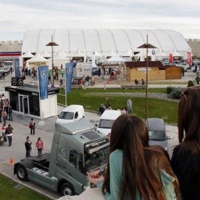 Cuéllar se reafirma como centro comarcal con su Feria Multisectorial
