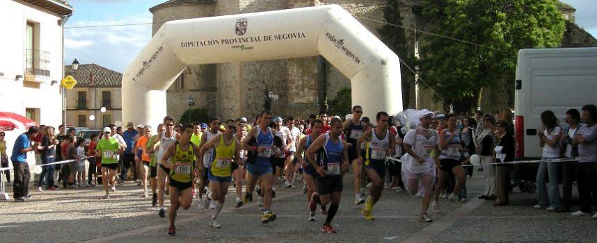 Fuentepelayo se prepara para  la 8ª Carrera de San Cebrián