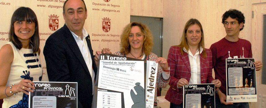 La comarca acogerá algunas de las pruebas del I Torneo Provincial de ajedrez