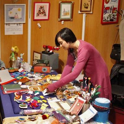 Apadefim Fundación Personas mostrará su artesanía en la Feria de Cuéllar