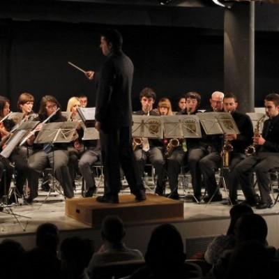 La Banda Municipal de Música y la Coral Cuellarana celebran hoy Santa Cecilia