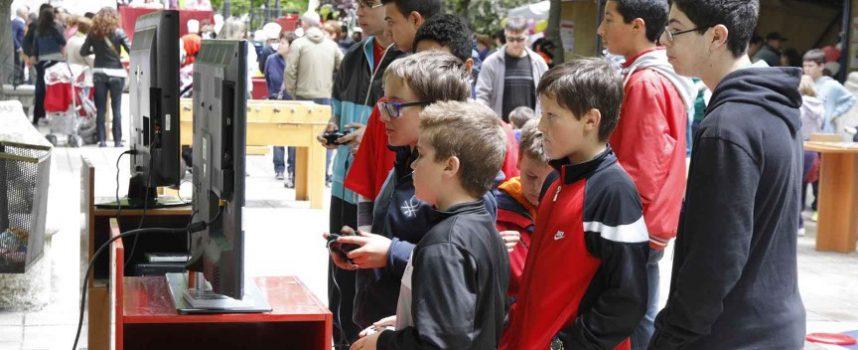 """La """"Feria de la Juventud"""" llenará el fin de semana con una amplia oferta de actividades"""
