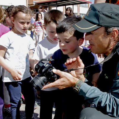 """""""De mayor quiero ser… Guardia Civil"""""""