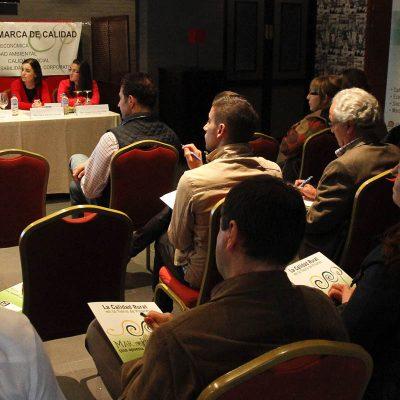"""Un seminario analizará en Cuéllar el presente y futuro de la Marca de Calidad Europea """"Calidad Rural"""""""