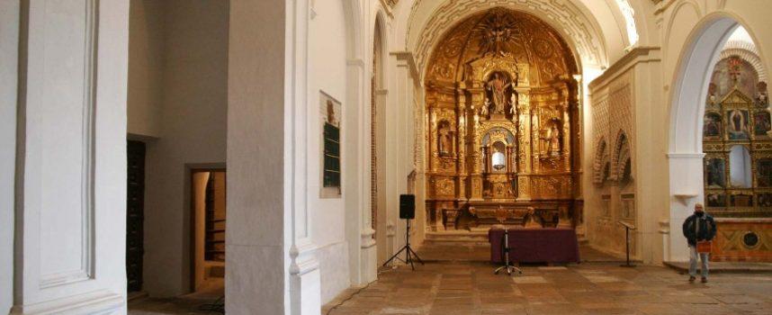 La iglesia de San Esteban se incorpora a las visitas turísticas guiadas