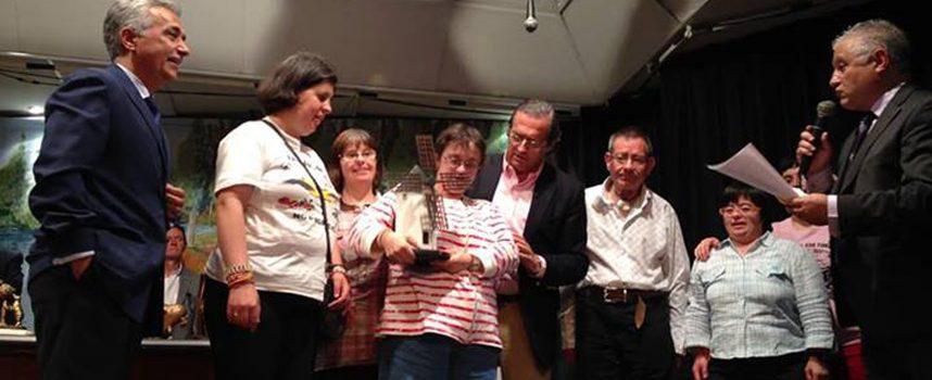 El Centro Apadefim-Fundación Personas recibió el premio nacional de personas con discapacidad del Certamen de Poesía Platero