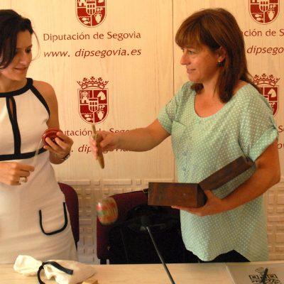 """El II Programa """"La alegria de dar vueltas: taller de juegos tradicionales"""" llega a la comarca"""