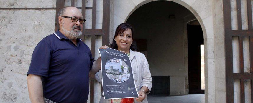 Turismo invita a conocer el Patrimonio de la villa