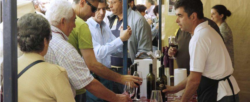 Día de vinos segovianos con la primera Feria del sector en la villa