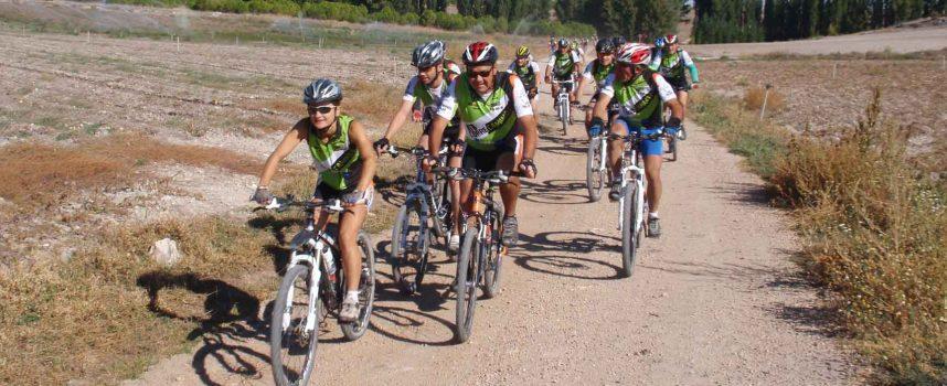 Correcaminos y Alborada organizan la XIX Ruta Popular en bicicleta de montaña