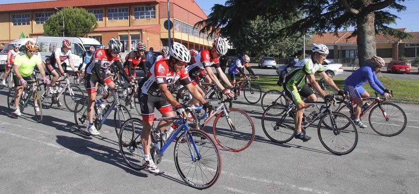 La XVII Marcha Cicloturista `Pipe Gómez´ recorrerá la comarca de Cuéllar