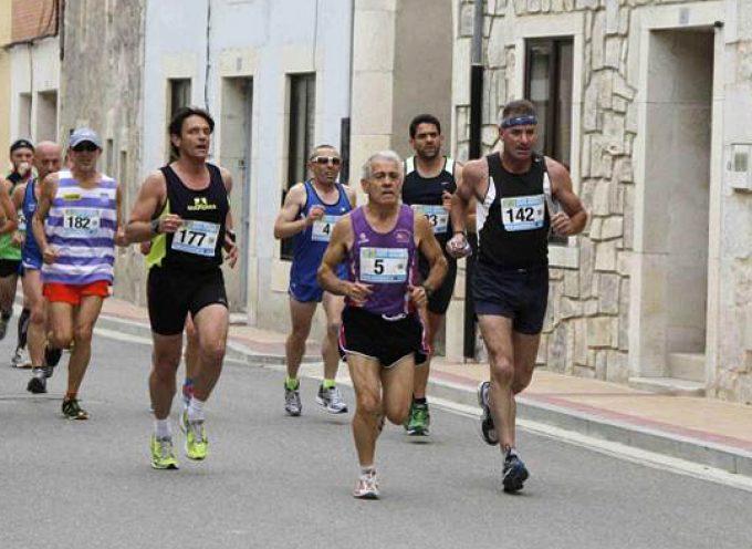 Campaspero celebrará su 38ª Media Maratón y su III Carrera Popular el 17 de junio