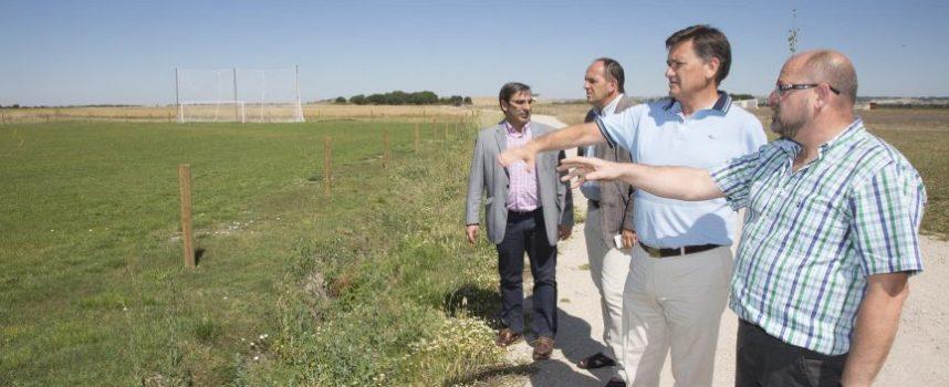 Villaverde de Íscar mejorará la red de abastecimiento con la ayuda para obras municipales de la Diputación Provincial