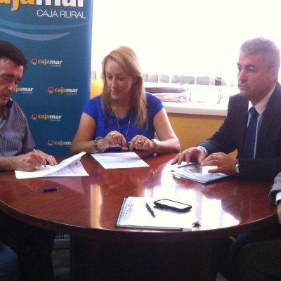 La campaña Educateatro llegará a Cuéllar gracias al convenio entre el Ayuntamiento y Cajamar