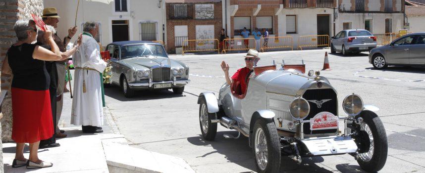 Sanchonuño acoge el domingo el Rallye X Memorial Mariano Sanz Cuesta