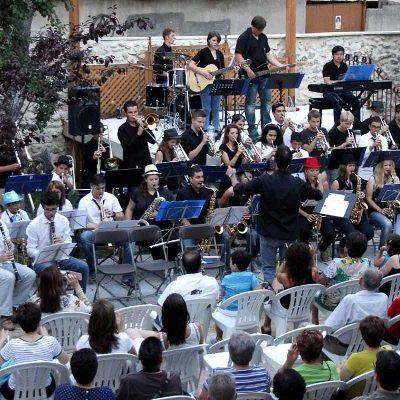 Brick House Big Band y The Big Band Theory clausuran el viernes el ciclo `Músicas Diversas´ en San Francisco