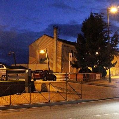 Eufón será la empresa encargada de la gestión del alumbrado público de la villa