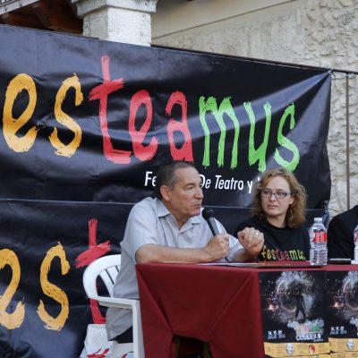 Fiesta, teatro y música serán ingredientes principales de la cuarta edición de Festeamus del 18 al 20 de julio