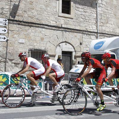 La Copa del Mundo de Ciclismo Adaptado vuelve a la villa los días 25 y 26 de julio