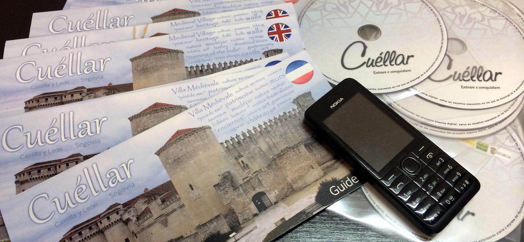 Turismo incorpora nuevos material promocional en ingl s for Material de oficina en ingles