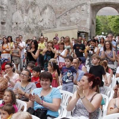 El PSOE propone retomar la conversión de la iglesia de San Francico en un auditorio