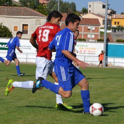 El Cuéllar Eufón se lleva el XI Memorial Mariano Molinero (4-1)