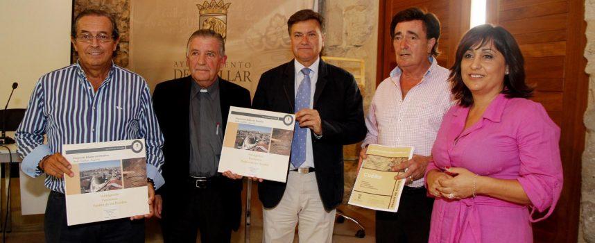 El Patronato Provincial de Turismo apoya la candidatura de Cuéllar a las Edades del Hombre