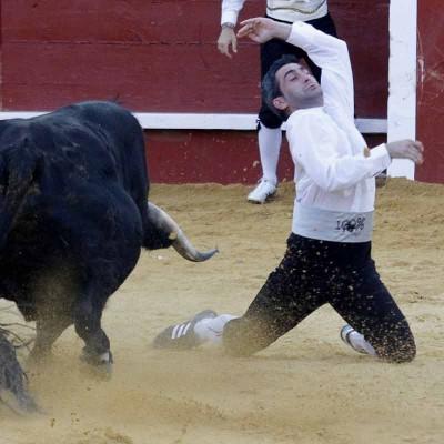 """Rubén Fernández """"Cuatío"""" ganador del IV Torneo Goyesco de Cortes"""