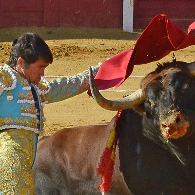 Javier Herrero confía en estar a punto para la Feria de Cuéllar