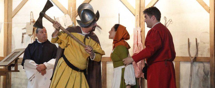 Aguilafuente se sumerge en el Sínodo de 1472