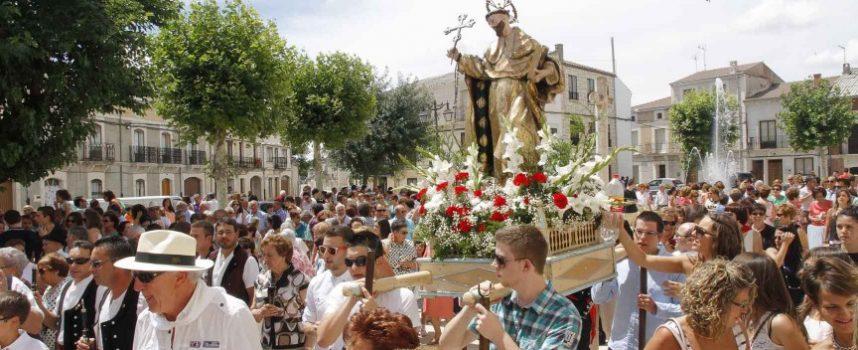 Campaspero festeja a Santo Domingo de Guzmán