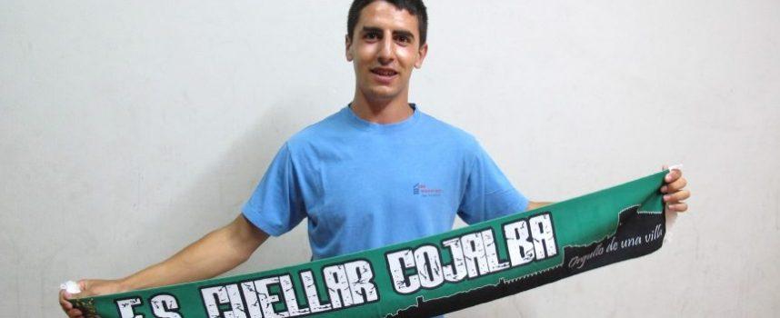 """Carlos Criado """"Chuki 2"""", segundo fichaje del FS Cuéllar Cojalba"""