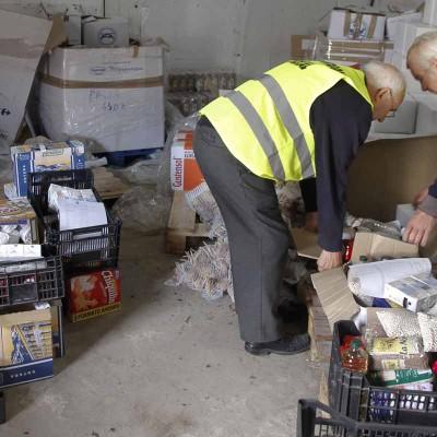 El Centro de Alimentos municipal realizará una nueva entrega antes de las fiestas navideñas