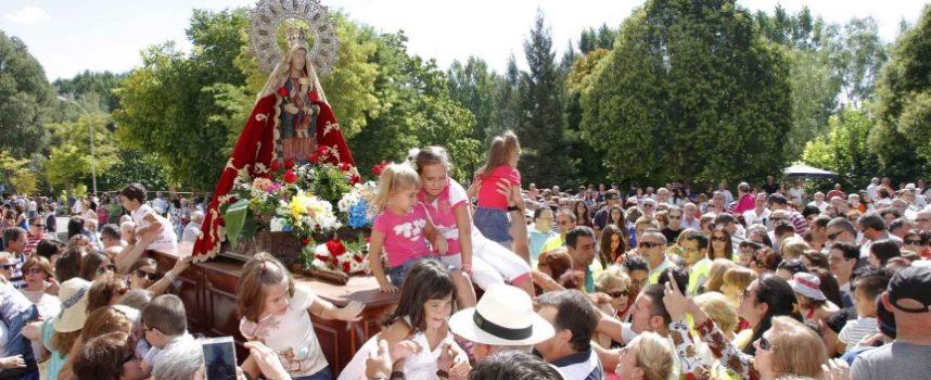 La Virgen de El Henar abre las puertas de su Santuario para recibir a miles de romeros