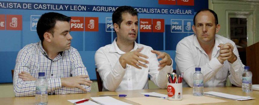 Luis Tudanca visitará el lunes Cuéllar donde se reunirá com las AMPAS y el equipo directivo del CEIP La Villa
