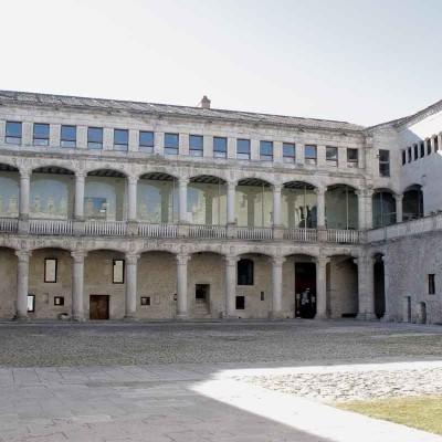 """""""Conoce el Patrimonio de Cuéllar"""" comienza mañana visitando el Castillo y el Archivo Ducal"""