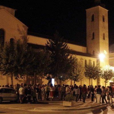La Tahona completa la semana cultural de Vallelado con deporte, magia, música y concursos