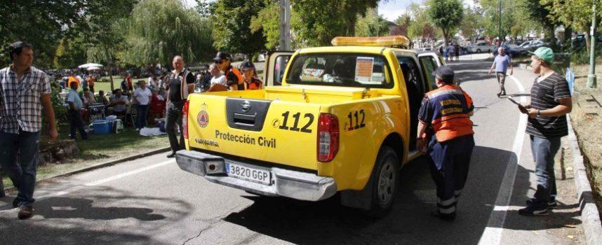 La Diputación ayuda con 35.000 a las entidades con servicio de Protección Civil