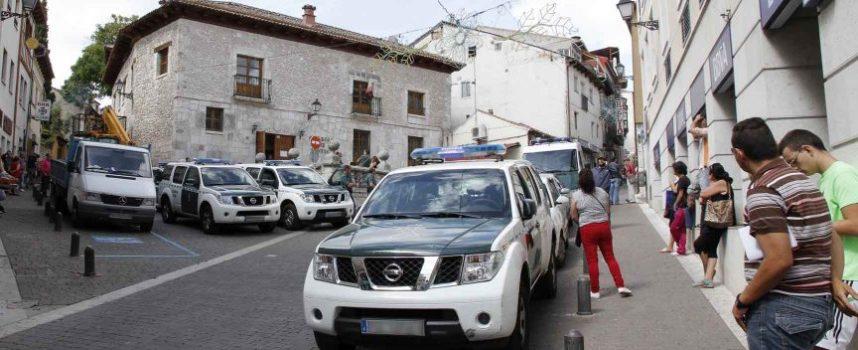 El fiscal propone penas de entre tres y cinco años de prisión para los detenidos en Cuéllar y Aranda de Duero en 2014 por tráfico de drogas