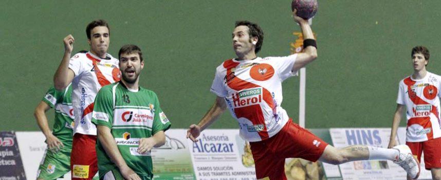 El Balonmano Nava se enfrenta al Alcobendas