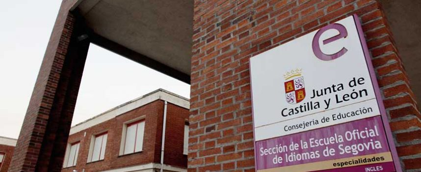La Consejería de Educación crea en Cantalejo una nueva extensión de la Escuela Oficial de Idiomas