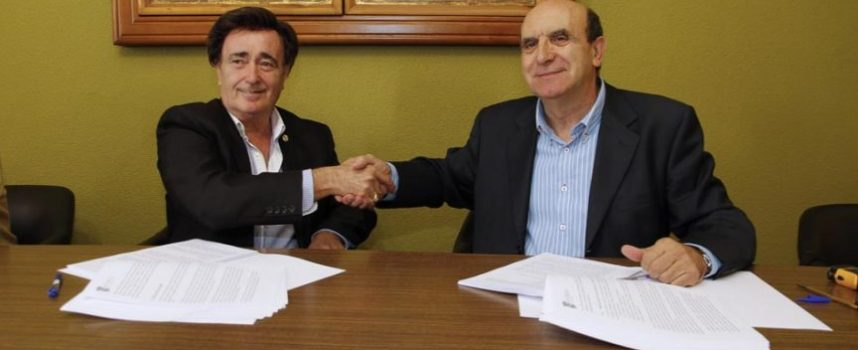 Ayuntamiento y Eufón firman el contrato de suministro del alumbrado público municipal por 15 años