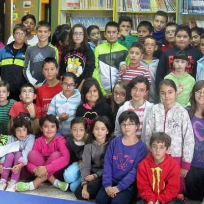Onda Cero visitó las aulas del CEIP San Gil