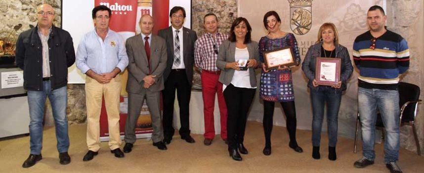 Las Mejores Tapas del certamen de San Miguel reciben sus premios