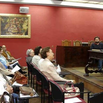 La Universidad de la Experiencia presenta hoy el nuevo curso en Cuéllar