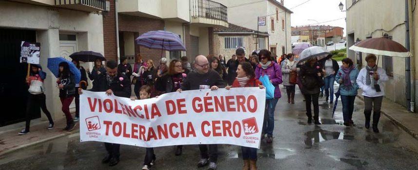 """Los vecinos salen a la calle para decir """"no"""" a la Violencia de Género"""