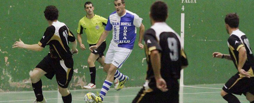 Cantalejo y Racing Cuéllar golean y Chañe gana su primer partido