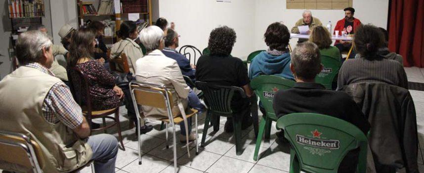 """El Centro Solidario abordará el """"Poder Popular frente a fascismo y capital"""" en una conferencia"""