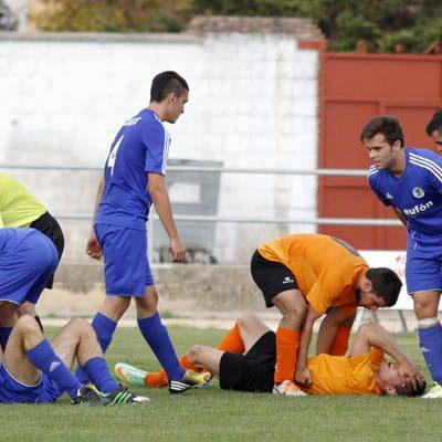 El Cuéllar somete al Unami en un derbi muy competido (1-0)